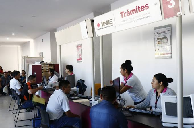 Más De 50 000 Yucatecos Tendrán Credencial Del Ine Sin