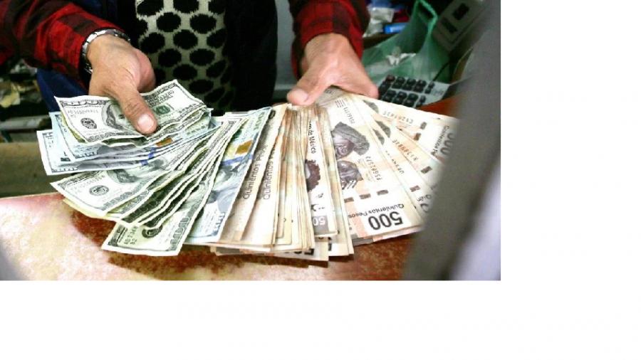 Cotizan el dólar en lunes en $19.70
